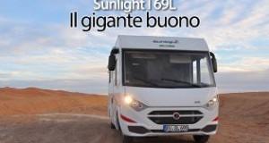 CamperOnTest Sunlight I 69 L