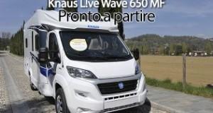 CamperOnTest Knaus L!ve Wave 650 MF