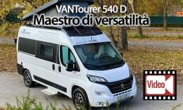 Van Tourer VanTourer 540 D