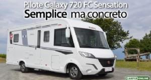 CamperOnTest Pilote Galaxy G 720 FC Sensation