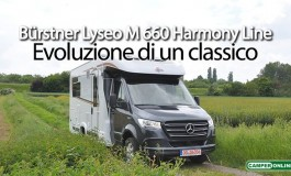 Burstner M 660 Harmony Line