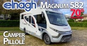 Elnagh Magnum 582 Anniversary Edition