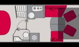 Pilote Galaxy G 741 FC Essentiel - piantina