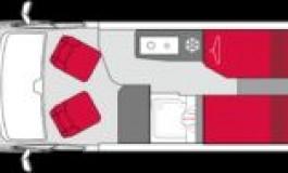 Pilote Vega-Van 600 J Premium - piantina