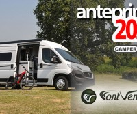 Font Vendome 2020 - Anteprima camper - Motorhome preview