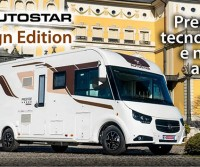 Novità Camper 2020: Autostar Prestige Design Edition - Tech (over) view