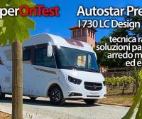 Autostar Prestige I 730 LC Design Edition: tecnica raffinata, soluzioni particolari, arredo moderno