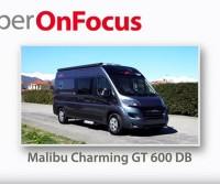 Malibu Van Charming GT 600 DB - CamperOnFocus - Campervan review