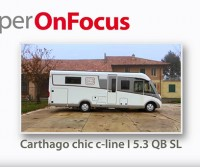 Carthago c-line I 5.3 QB SL – CamperOnFocus