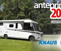 Knaus 2020 - Anteprima camper - Motorhome preview