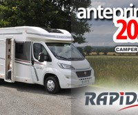 Rapido 2020 - Anteprima camper - Motorhome preview