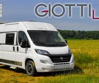 Anteprima 2022: GiottiLine ridisegna i semintegrali e presenta un nuovo van per la famiglia