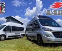 Anteprime 2022: Laika presenta i nuovi furgonati Ecovip Campervan