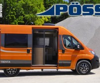 Anteprime 2022: da Pössl una nuova gamma con soluzioni originali e due polivalenti su Mercedes-Benz