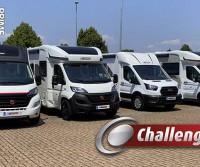 Anteprime 2022 - Challenger: ecco il 240, salotto su ruote con doppio ingresso, garage e spogliatoio