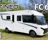 Itineo FC 650 - In soli 6,5 metri un grande living, ampia cucina ad angolo, grande bagno e garage