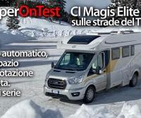 Con il CI Magis Elite 87 XT sulle strade del Trentino