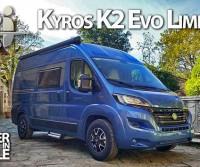 Camper in Pillole: CI Kyros K2 Evo Limited - Il van supercompatto e superdotato