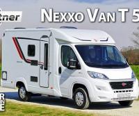 Bürstner Nexxo Van T 569 - Letto alla francese e tre armadi in 599 cm di lunghezza e 220 di larghezza