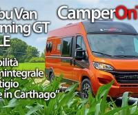 Malibu Charming Van GT 640 LE: abitabilità da semintegrale e prestigio Made in Carthago-CamperOnTest