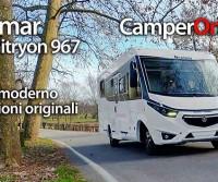 Benimar Amphitryon 967: stile, spirito moderno e soluzioni originali