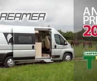 Anteprime e novità 2021: Dreamer, cresce l'offerta dello specialista transalpino del Van