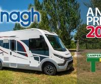 Anteprime e novità 2021: Elnagh festeggia con la serie speciale 70 Anniversary Edition