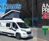 Anteprime e novità 2021: Knaus, ecco i van con il tetto a soffietto e la ridefinita gamma Van TI