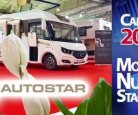 Novità camper 2021: Autostar, i motorhome Design Edition e i nuovi profilati compatti Performance