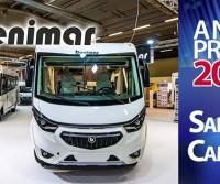 Anteprime e novità 2021 - Benimar, un motorhome originale e si amplia la gamma di furgonati