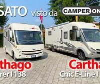 L'usato visto da CamperOnLine: Carthago, il prestigio è anche d'occasione