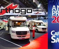 Anteprime e novità 2021 dal Caravan Salon: Carthago, crescono i modelli con meccanica Mercedes