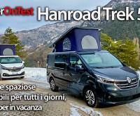 Hanroad Trek 5 e Trek 5+: versatili e spaziose auto per tutti i giorni, agili camper in vacanza
