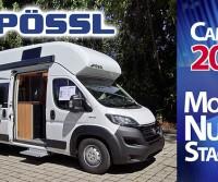 Novità camper 2021- Campervan 2021: Pössl (Poessl, Globecar, RoadCar, Campster, Vanster)
