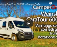 Weinsberg CaraTour 600ME - CamperOnTest - Campervan review