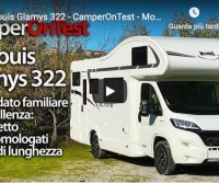 McLouis Glamys 322 - CamperOnTest - Motorhome review