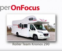 Roller Team Kronos 290 – CamperOnFocus