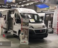 Salone del Camper 2019 - I Van (furgonati) - The Campervans