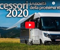 Accessori camper: le novità 2020 - Motorhome accessories: the new-for 2020 Products