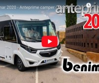 Benimar 2020 - Anteprime camper - Motorhome preview