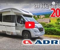 Adria 2020 - Anteprima camper - Motorhome preview