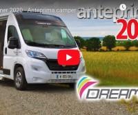 Dreamer 2020 - Anteprima camper - Campervan preview