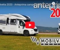 Mobilvetta 2020 - Anteprima camper - Motorhome preview
