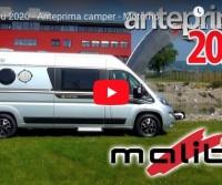 Malibu 2020 - Anteprima camper - Motorhome preview