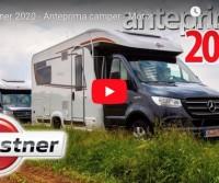 Bürstner 2020 - Anteprima camper - Motorhome preview
