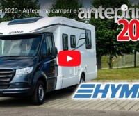 Hymer 2020 - Anteprima camper e caravan - Motorhome and caravan preview