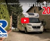 Rimor 2020 - Anteprima camper - Motorhome preview