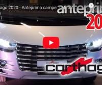 Carthago 2020 - Anteprima camper - Motorhome preview