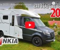 Frankia 2020 - Anteprima camper - motorhome preview