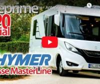 Hymer B-Klasse MasterLine - Anteprima Special